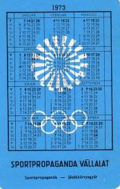 Sportpropaganda Vállalat (2b) - 1973