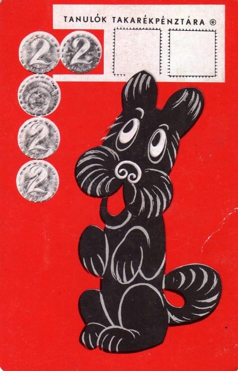 Tanulók Takarékpénztára - 1976