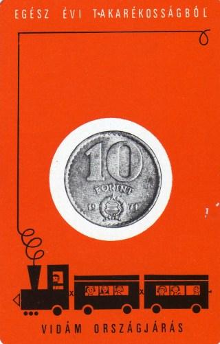 Tanulók Takarékpénztára - 1977