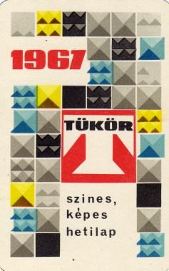 Tükör (hetilap) - 1967