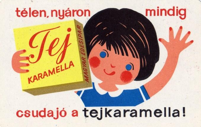 Tejkaramella - 1966