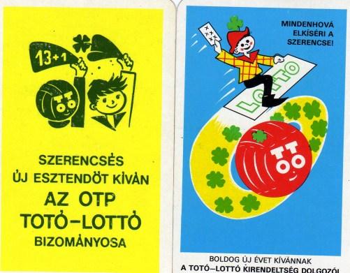 Totó-lottó (1) - 1978
