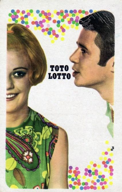 Totó-lottó - 1970
