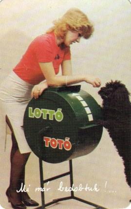 Totó-lottó (2) - 1985