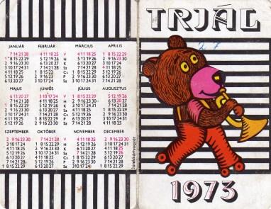 TRIÁL (a) - 1973