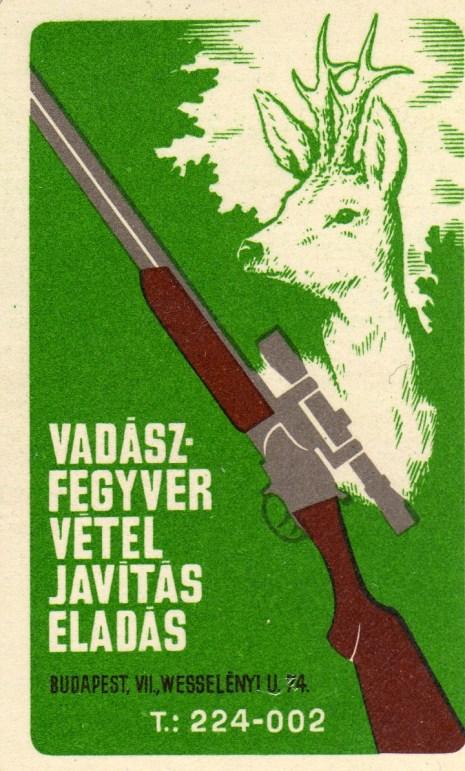 Vadászbolt - 1968