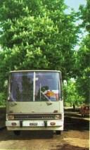 VOLÁNBUSZ (Ikarus) - 1973