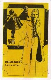 Zalaegerszegi Ruhagyár - 1972
