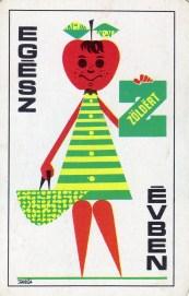 ZÖLDÉRT - 1972