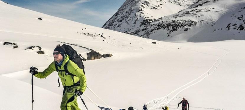 Winter Camping & Skipulk Tours