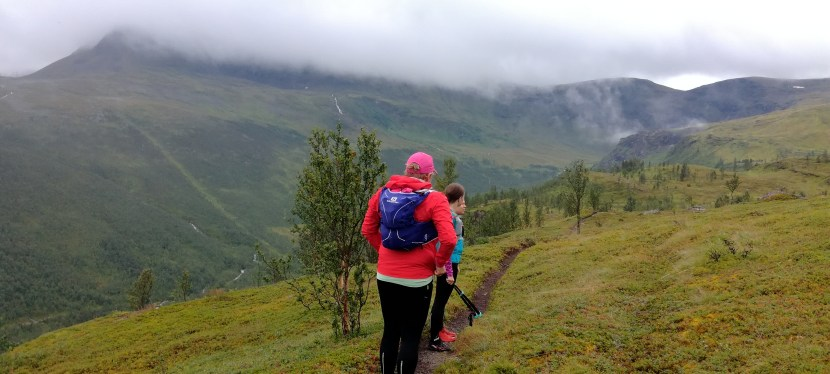 Guided Trail Running Tour