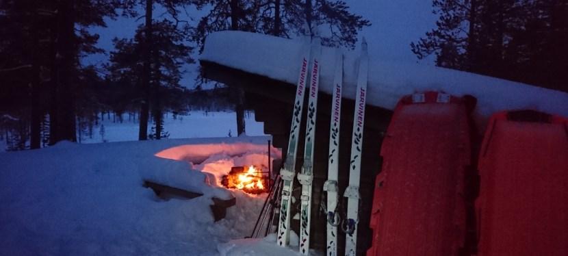 *Talviretkeilypäivä, Salamajärven Kansallispuisto