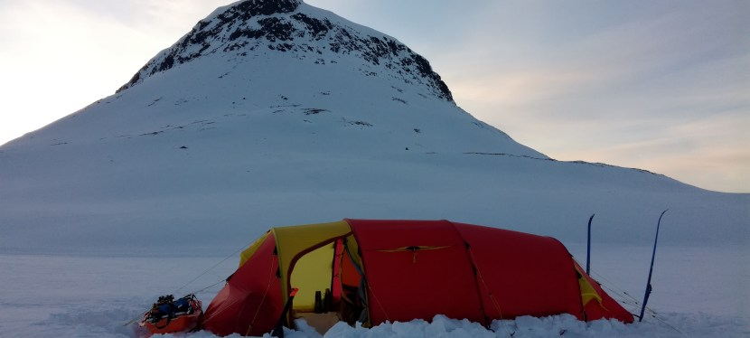 *30-31.1.2021 Winter Camping, Introduction to Overnight Winter Tours