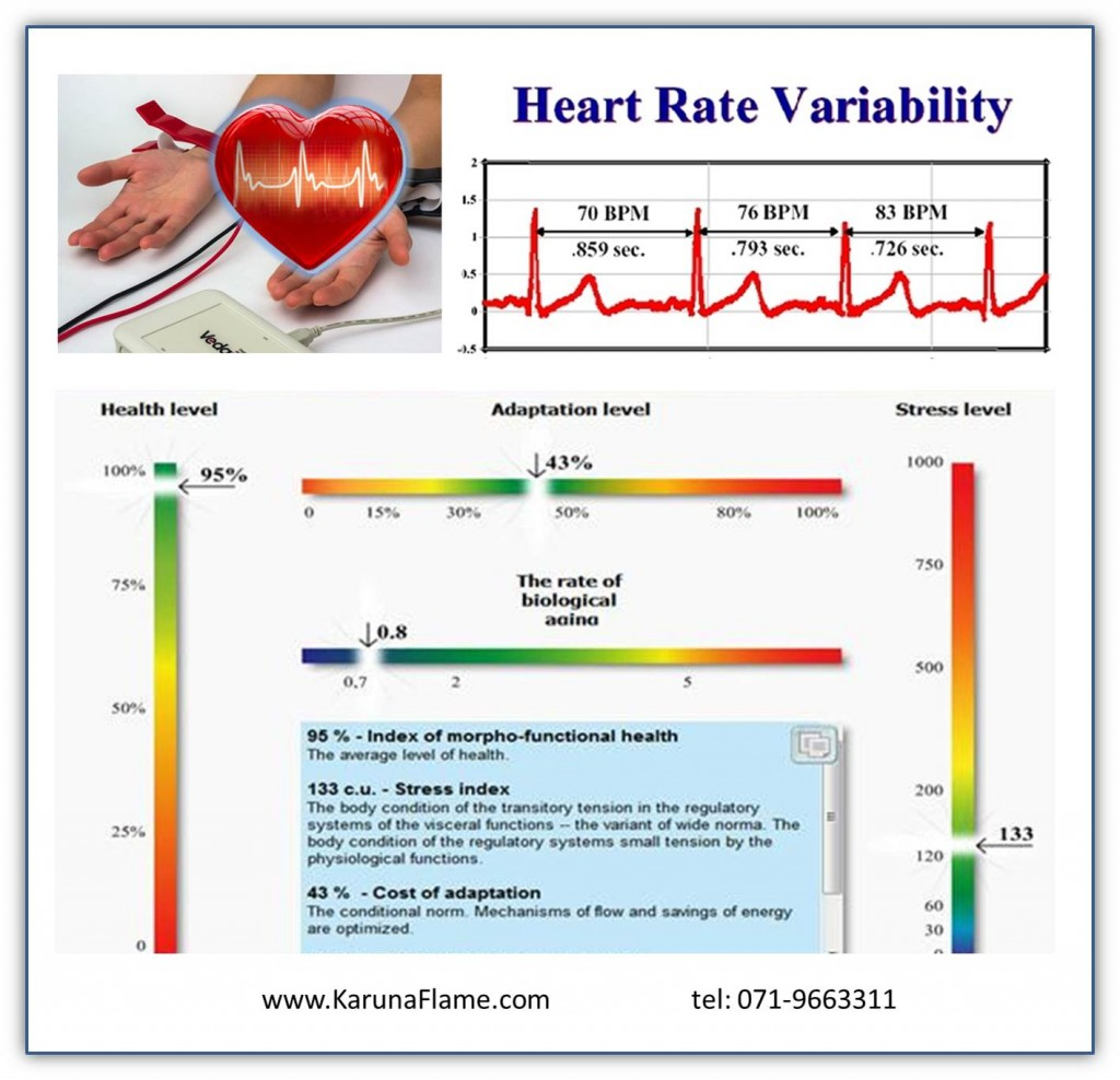 Heart Rate Variability Test
