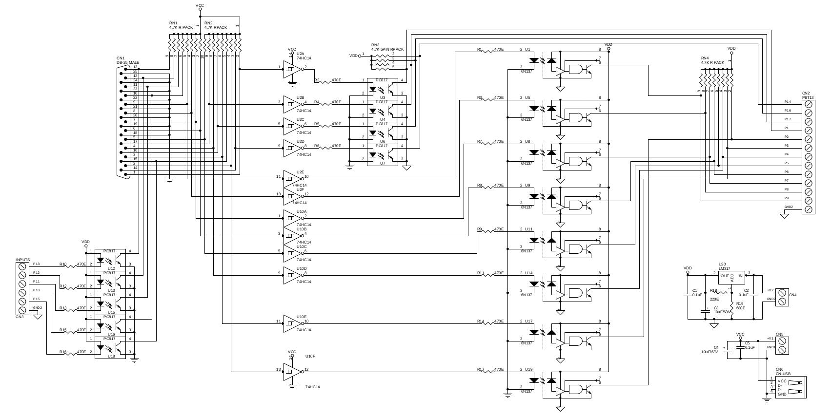 A Cnc Breakout Board