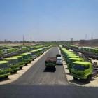 Pengaspalan Halaman Parkir PT. Hino Motors Indonesia
