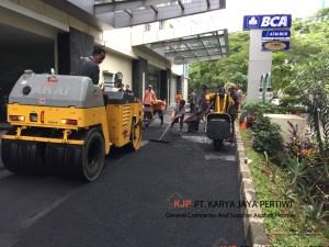 Pengaspalan Hotmix Manual CNI Puri Kembangan Jakarta, Jasa Aspal jalan, Betonisasi, Pengaspalan Hotmix Murah,