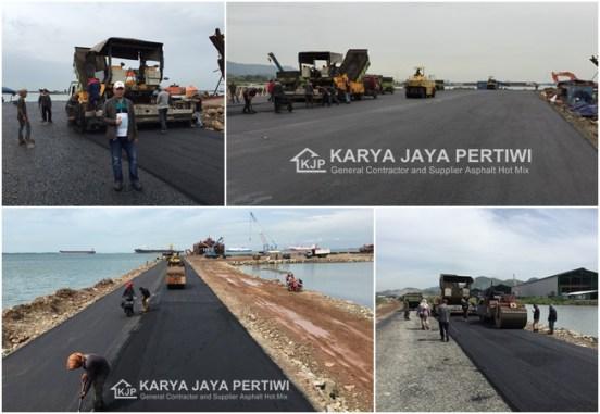 Jasa Pengaspalan Hotmix , Jasa Perbaikan Jalan, Kontraktor Jalan Aspal, Jasa Aspal Jalan
