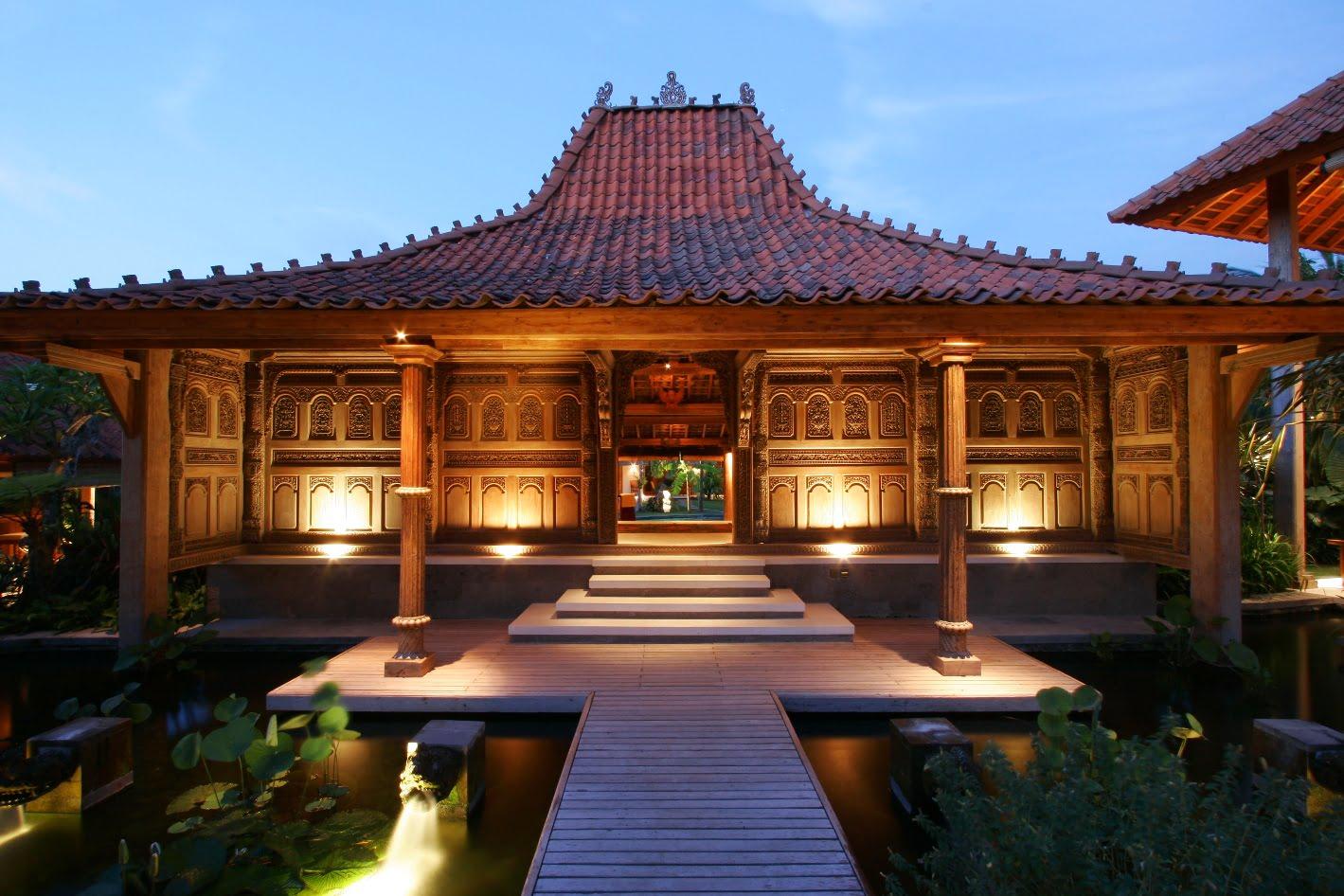5 Rumah Adat Riau Dilengkapi Gambar Dan Penjelasannya