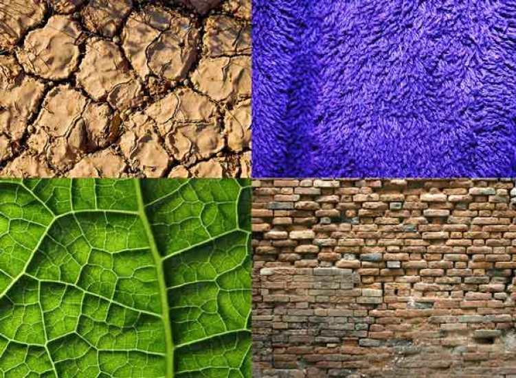 unsur seni rupa- tekstur