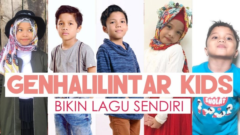 youtuber indonesia-gen halilintar