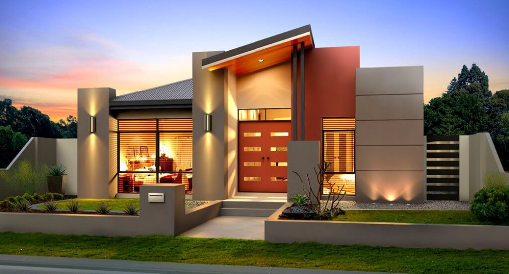 99+ Model Rumah Minimalis Modern, Megah, Mewan | Lengkap
