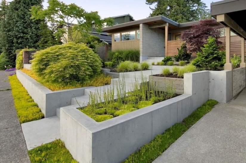 kelebihan taman minimalis