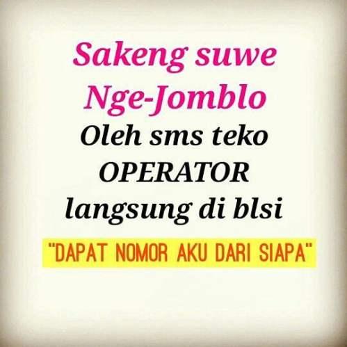 Download 4600 Koleksi Gambar Kata Lucu Gokil Bahasa Jawa Terlucu