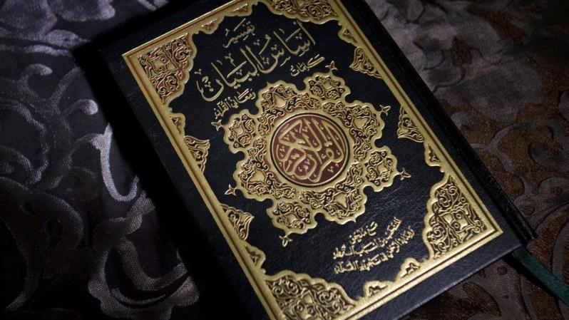 caption bijak islam