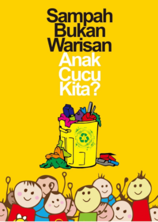 poster kebesihan lingkungan