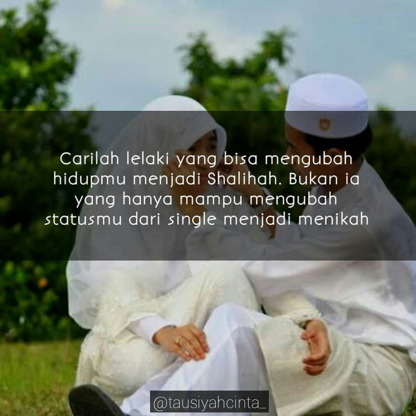 1011 Kata Kata Mutiara Cinta Romantis Islami Lucu