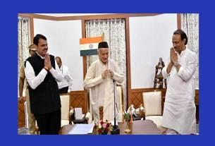 ajit pawar and denendra fadnvis
