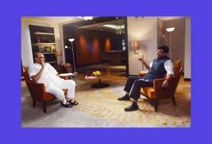 sanjay raut and sharad pawar interview