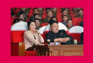 kim jong's wife