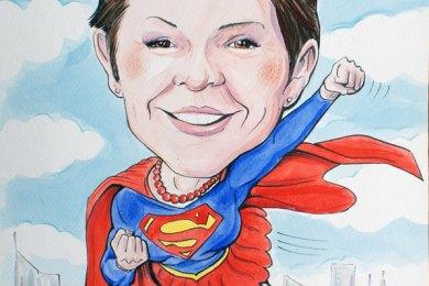 superbohaterka