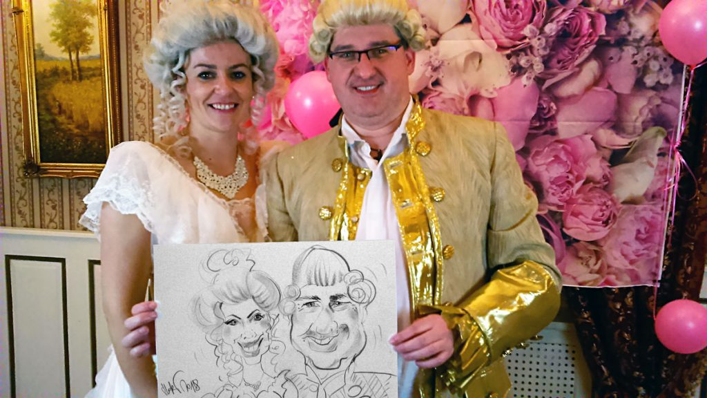 karykaturzysta-na-imprezie-weselu-imieninach-karykaturaportret.eu