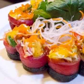 Kasai Asian Grill Scottsdale - Sushi Roll
