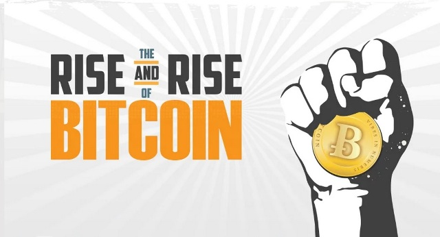 The Rise and Rise of BITCOIN, gelap gempita Perjalanan BITCOIN