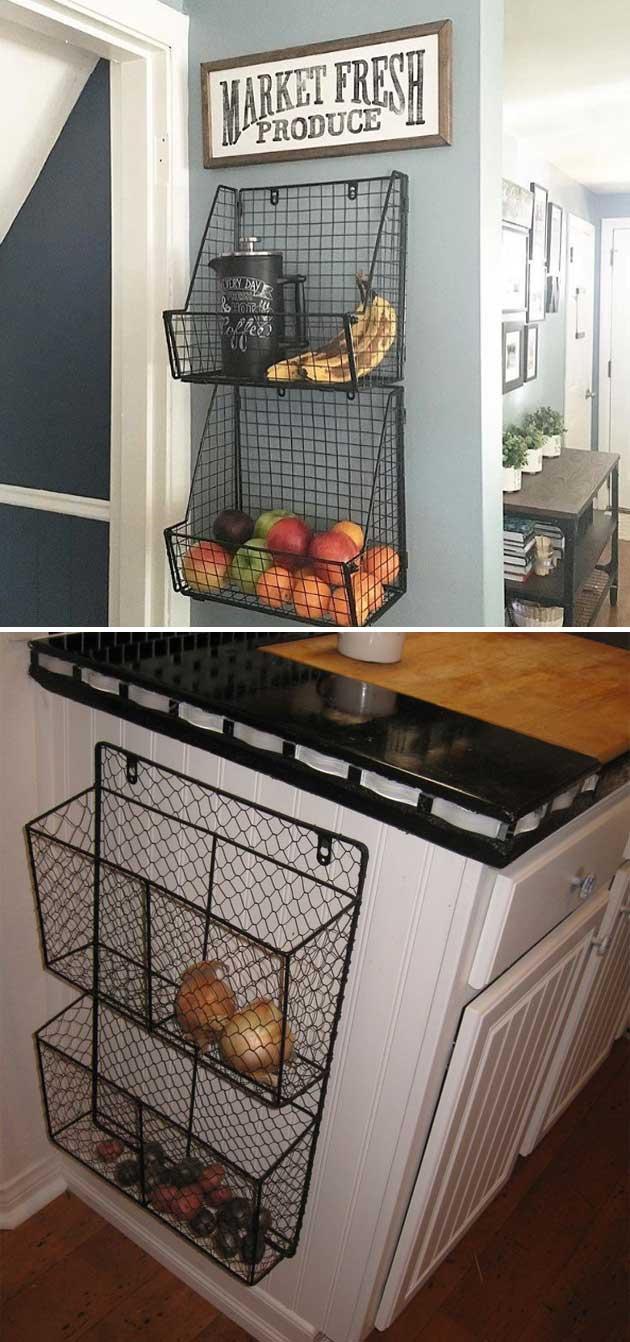 Jak przechowywać świeże owoce i warzywa