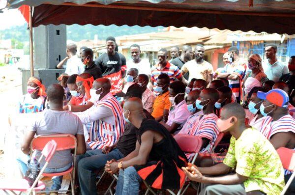 NPP Primaries: 145 Asante Akyem North delegates reject voter album 2