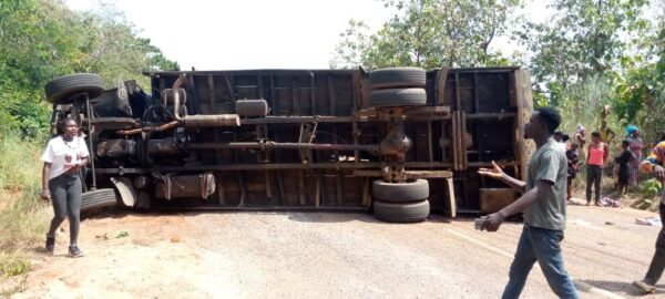 6 NDC supporters Killed, several injured in gory a accident (Photos) 3