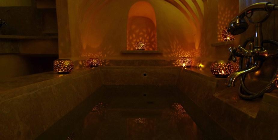 salle de bain - kasbah titrit