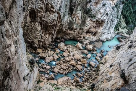 El Caminito del Rey- der gefährlichste Wanderweg der Welt