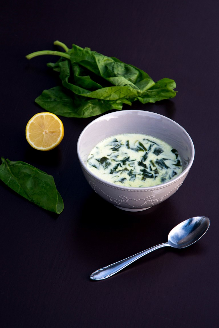 Spinatsuppe-1