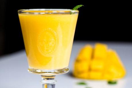 Mango Orangen Smoothie