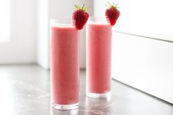 Erdbeer Shake Rezept