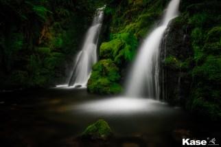 Venford Falls - Dartmoor National Park, UK