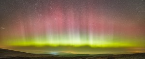 Aurora Borealis, Preseli Hills