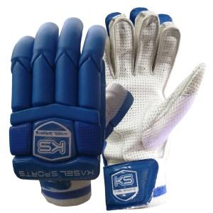 KS Monochrome (Full Blue) Batting Glove
