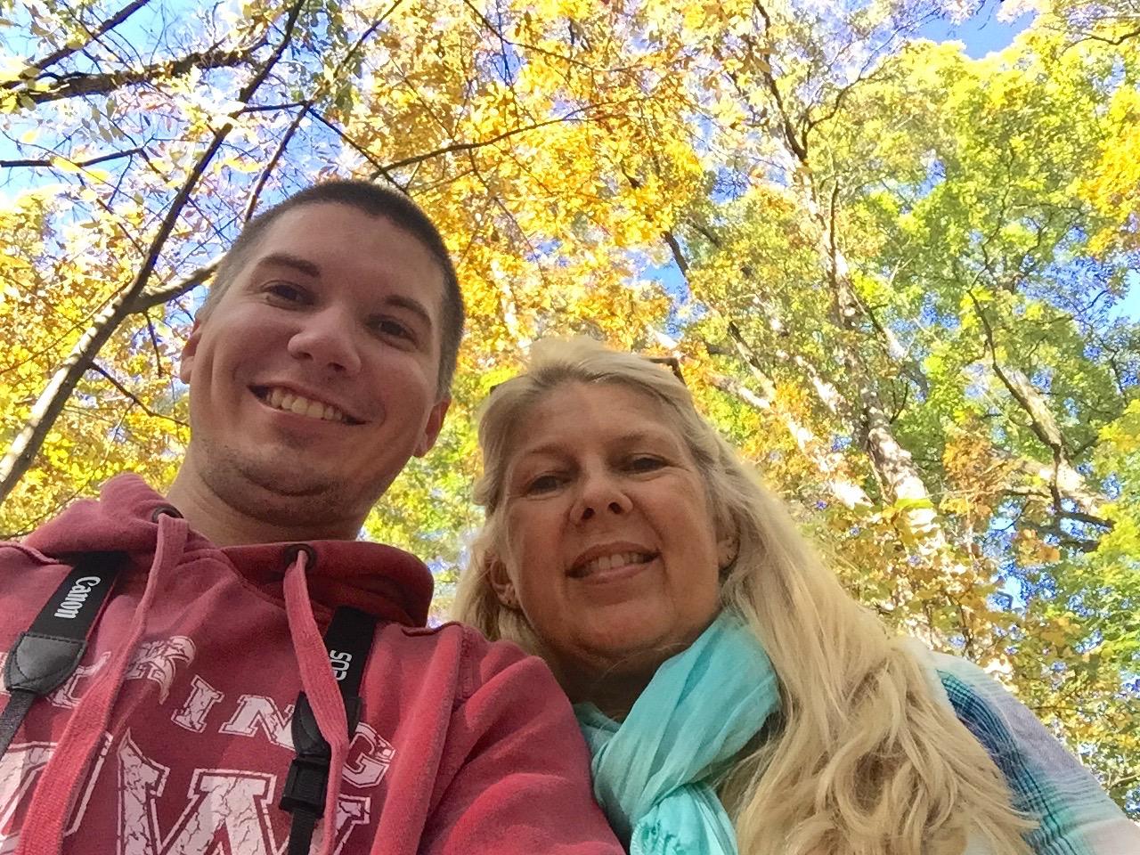 Sunday Adventure – Fall Colors Hike
